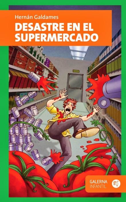 Desastre en el supermercado