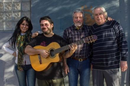 Concurso Canción Folklore
