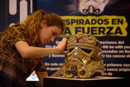 Elisa-Insua-Evento-Star-Wars-Abasto1