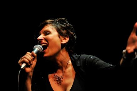 Lorena Astudillo, después de no presentarse en los escenarios
