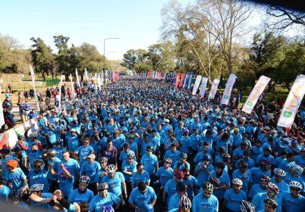 Más de 4.000 disfrutaron de farmacity Spring Roller en Palermo
