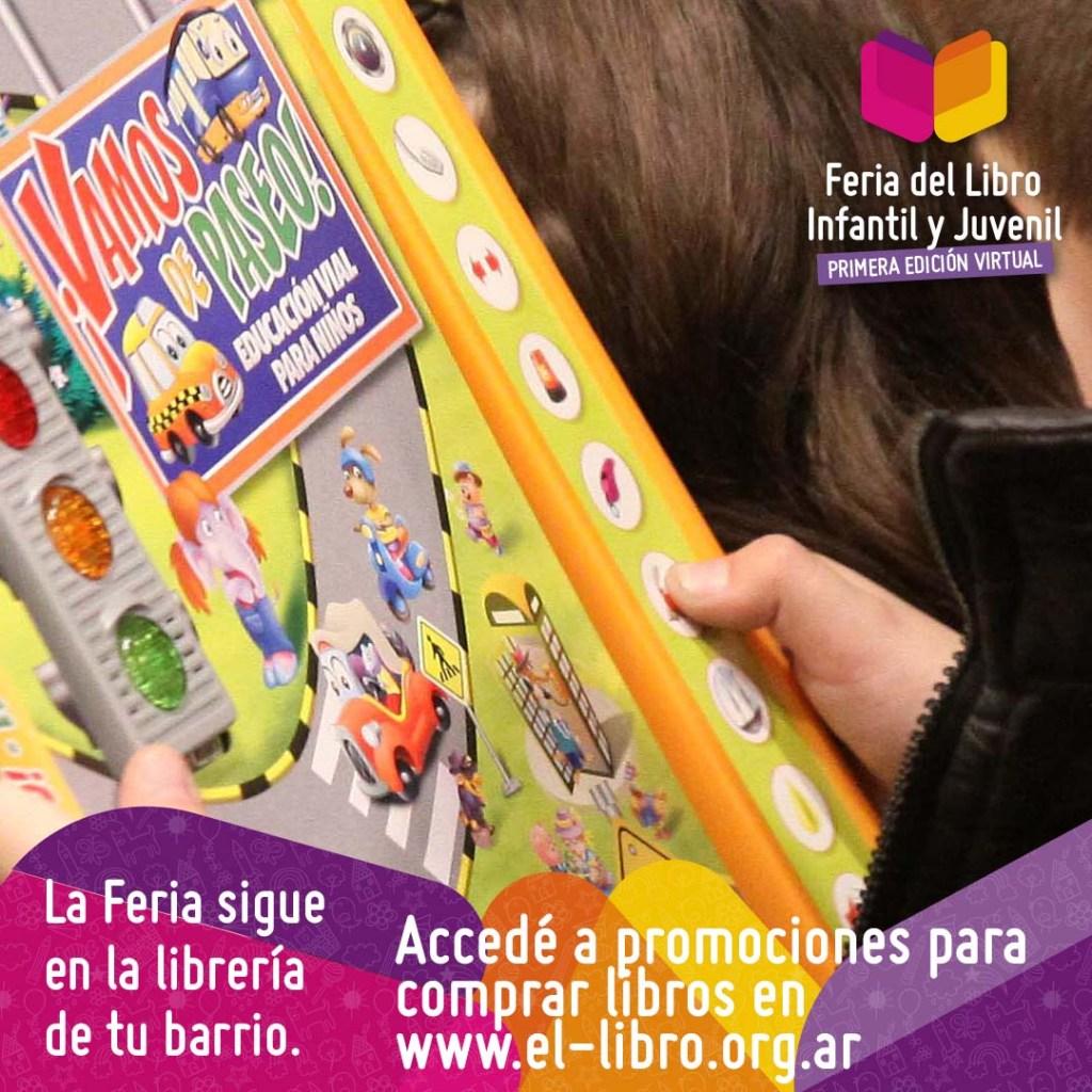 Mañana termina le Feria del Libro Infantil y JuvenilMañana termina le Feria del Libro Infantil y JuvenilMañana termina le Feria del Libro Infantil y Juvenil