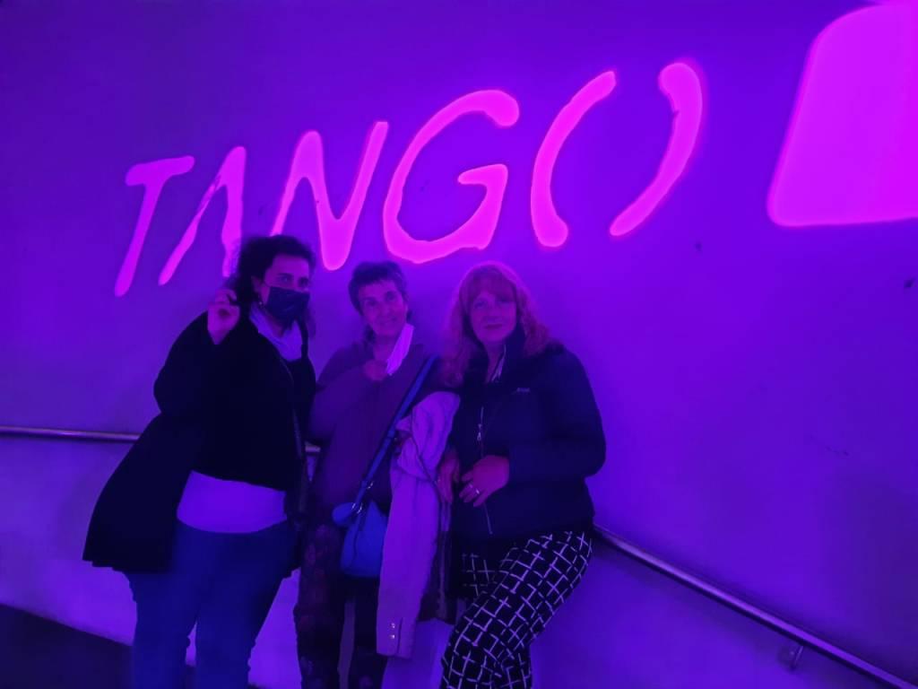Tres noches de tangoTres noches de tangoTres noches de tango