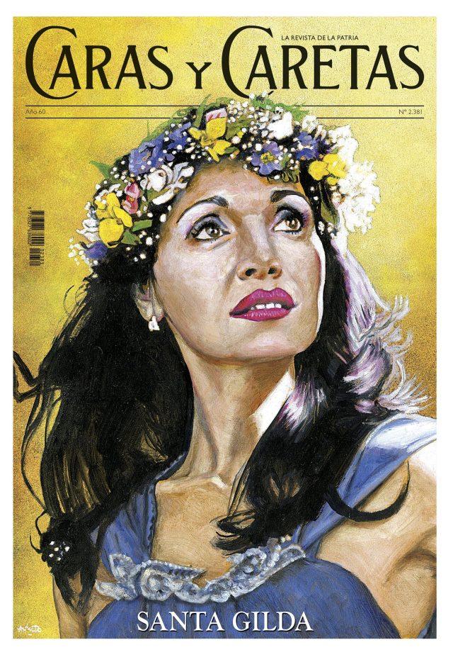 Gran homenaje a Gilda por redesGran homenaje a Gilda por redesGran homenaje a Gilda por redes