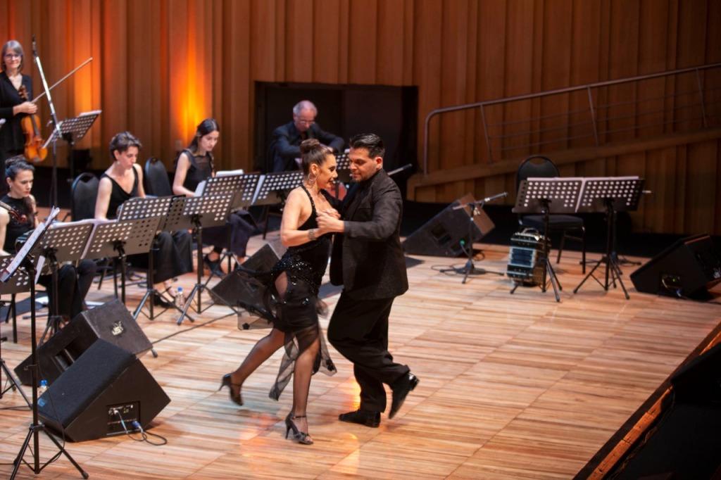 El festival de tango en PrimaveraEl festival de tango en PrimaveraEl festival de tango en Primavera